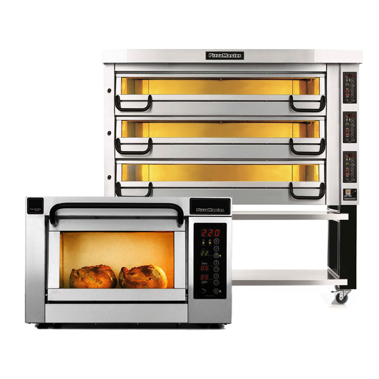 PizzaMaster Electric Pizza Ovens